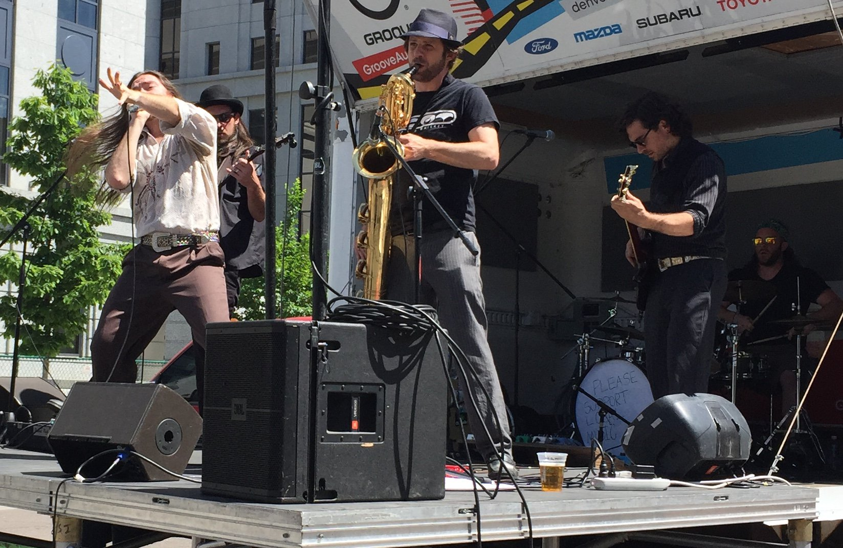 Musicians In Action-CO – Mobilizing musicians to aid