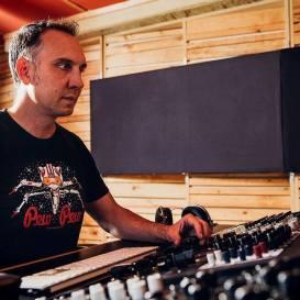 Jason Wagner, owner of Sonic Conscious Studio in Denver.